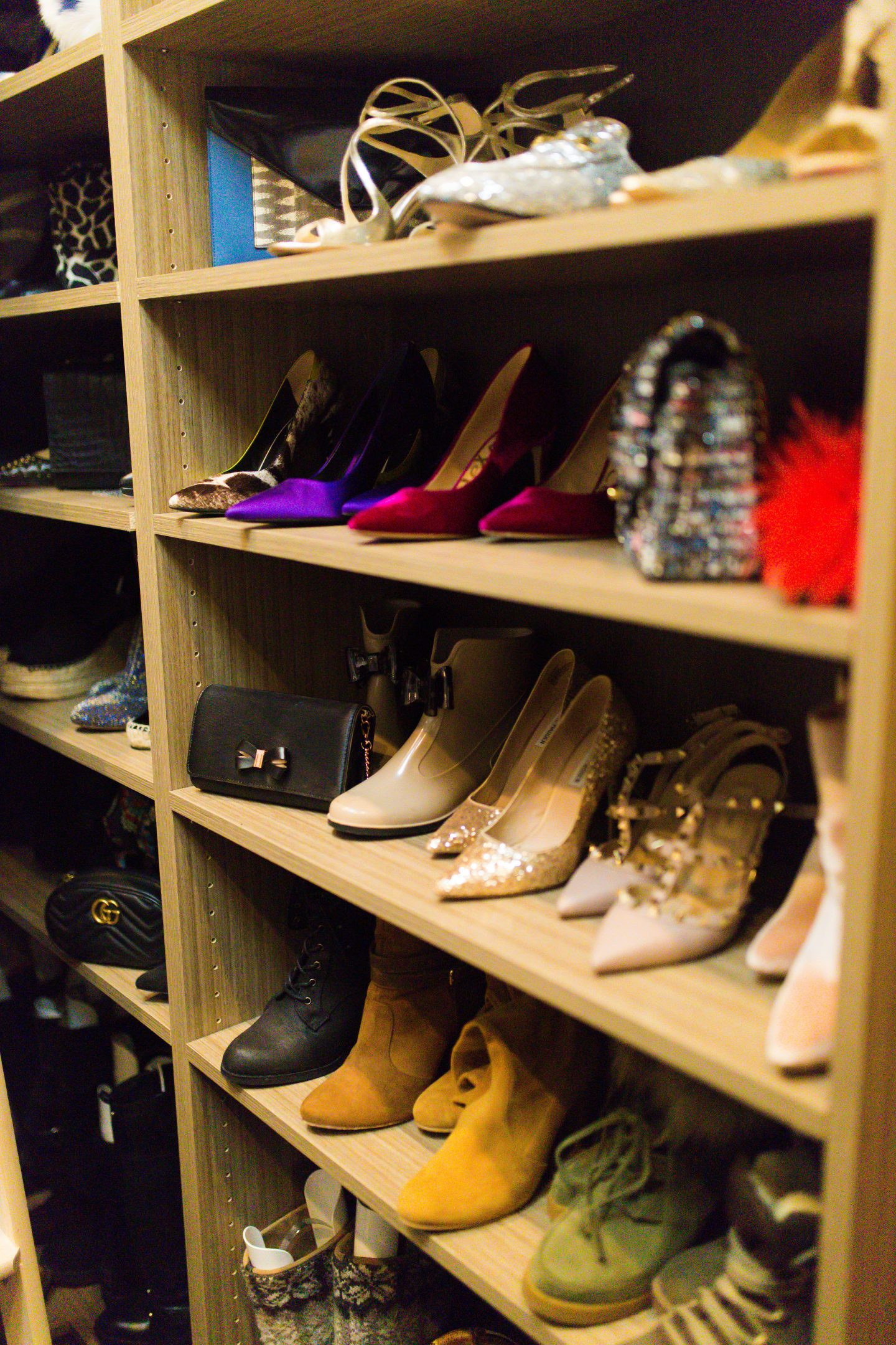 shoes, home tour, chicago blogger