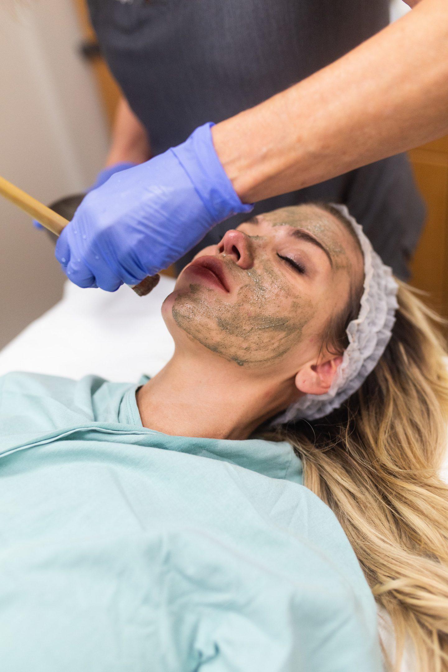 facials, beauty blogger, skincare