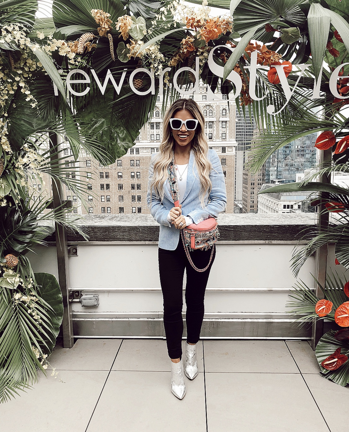 New York, fashion blogger, fashion week