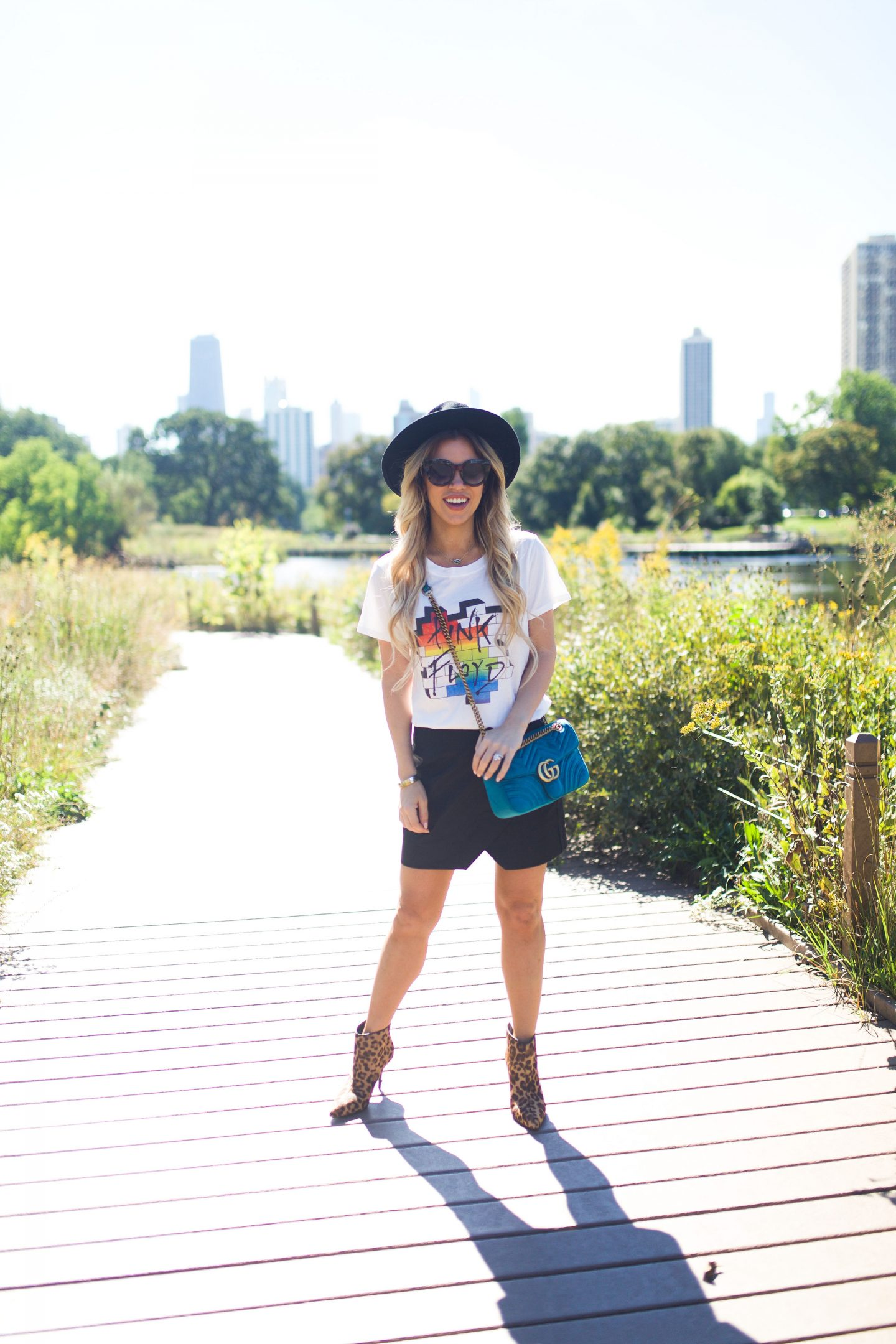 travel blogger, Lincoln Park zoo