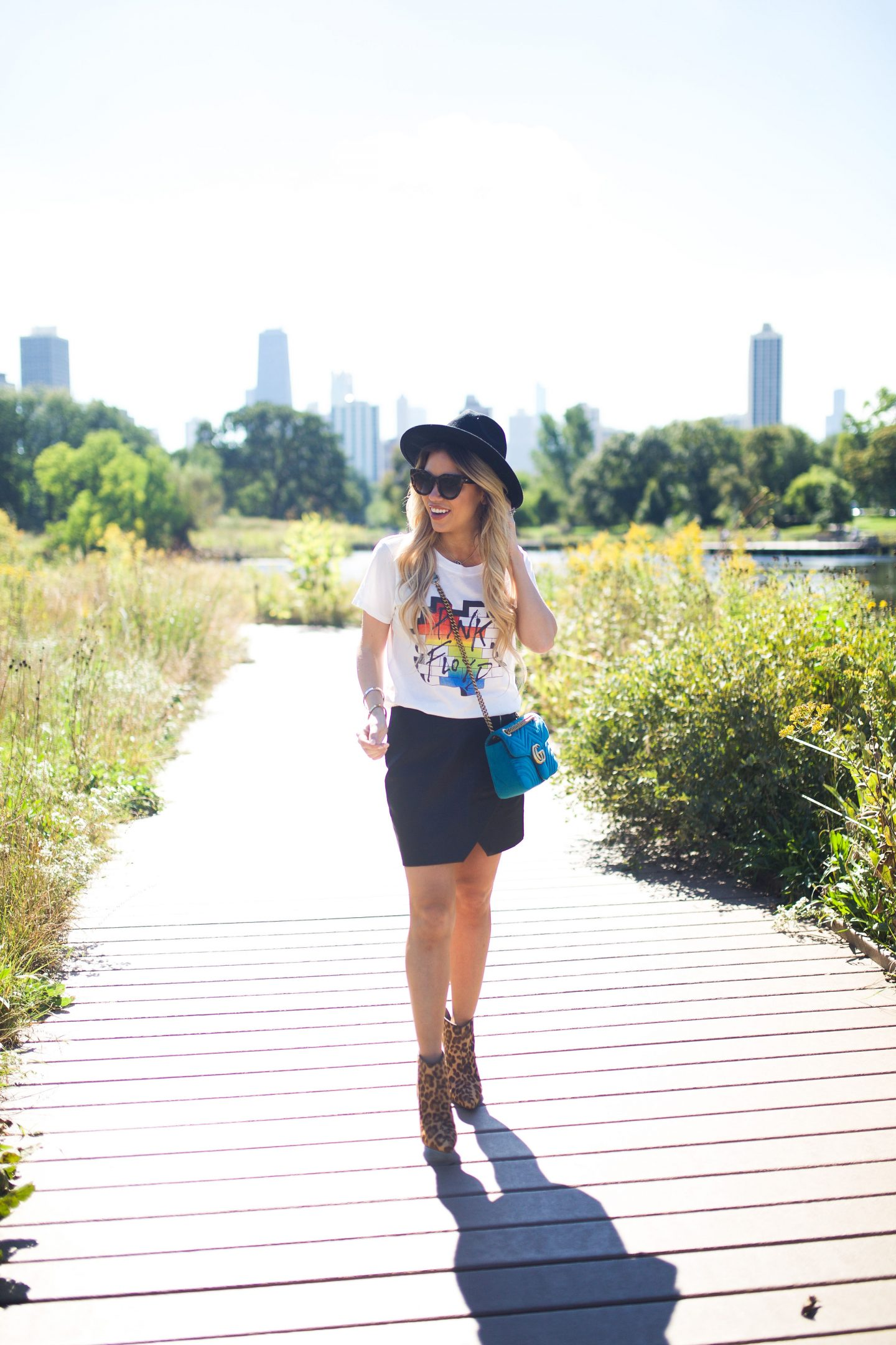 travel blogger, style, Lincoln Park zoo