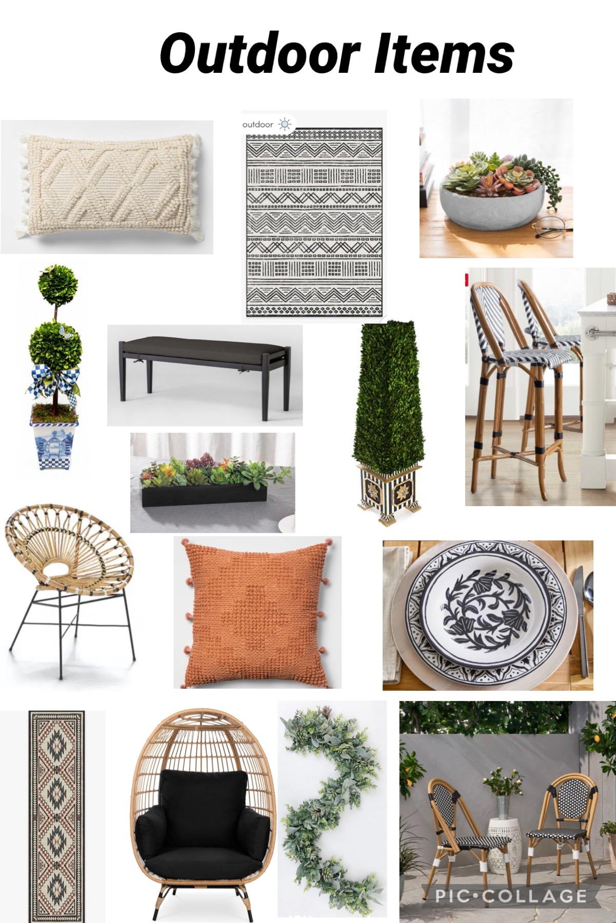 outdoor decor, summer decor, outdoor rug, ruggable, outdoor furniture, mom blogger, home style, patio decor, patio, outdoor ideas, deck decor, hanging planter